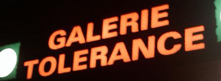 Galerie Tolerance