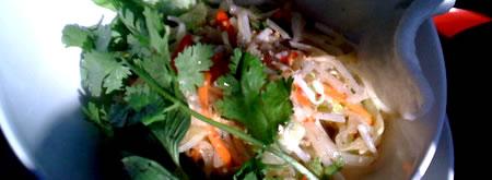 Sapa Cuisin de Vietnam